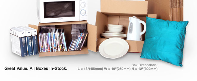Great value. All boxes in-stock