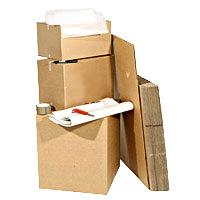 Deluxe 2 Bed Moving Pack 30 boxes