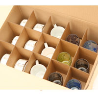 30 Cup and Glasses Box
