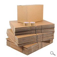 60 Removal boxes, Tape, Pen Pack