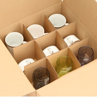 9 Cups and Glasses box