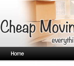 Cheap moving boxes